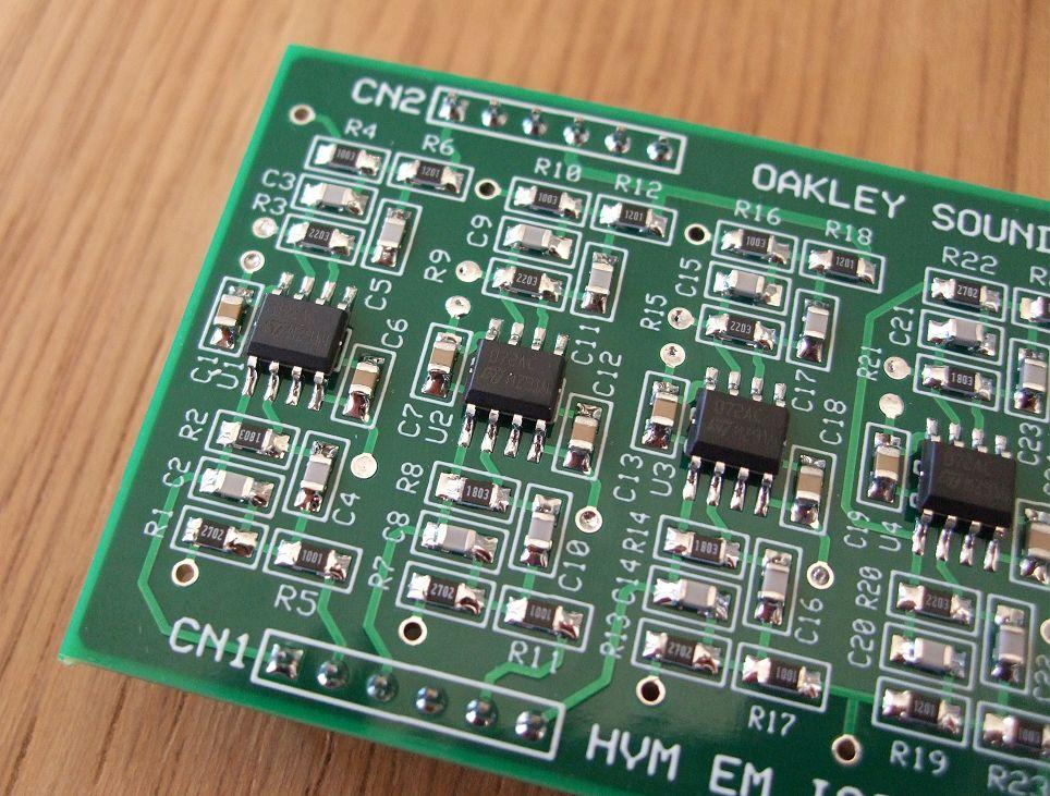 Oakley HVM - The Human Voice Module in Eurorack format
