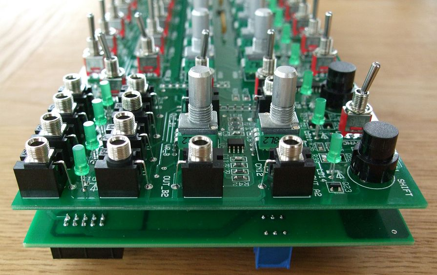 Eurorack Modular Synthesizer Projects from Oakley Sound Systems