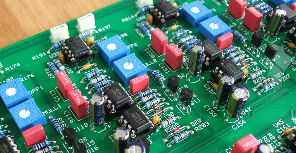 Analogue Synthesizer Projects